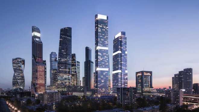 ЖК Neva Towers (Нева Тауэрс)